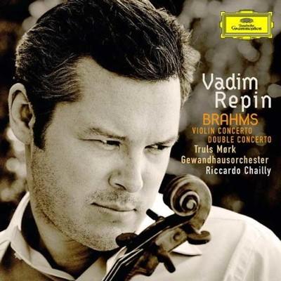 Brahms: Violin Concerto,Double Concerto [Truls Mørk Gewandhausorchester Riccardo Chailly]