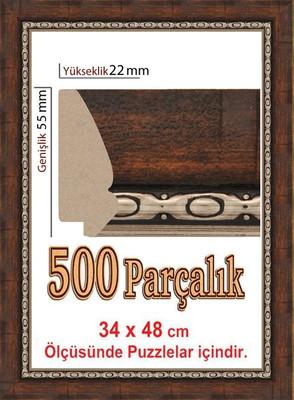 Polistiren Çerçeve (48x34 cm) 505253 500'lük