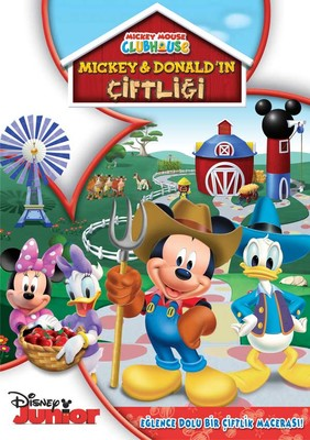 Mmch: Mickey And Donald Have A Farm - Mmch: Mickey ve Donald'in Çiftliği