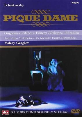 Tchaikovsky: Pique Dame [Kirov Opera And Orchestra, Mariinsky Theatre, St Petersburg]