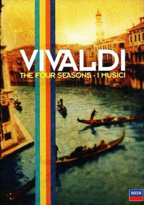 Vivaldi: The Four Seasons [Dvd+Cd]