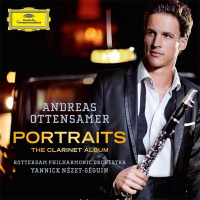 Portraits - The Clarinet Album [Rotterdam Philharmonic Orchestra, Yannick Nezet-Seguin]