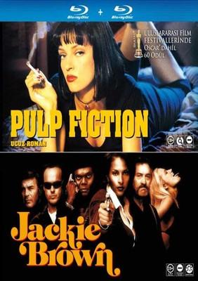 Pulp Fiction - Jackie Brown ikili BD set