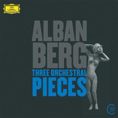 Berg:Three Orchestral Pieces[Anne Sofie Von Otter,Wiener Philharmoniker,Claudio Abbado] [Digipack]