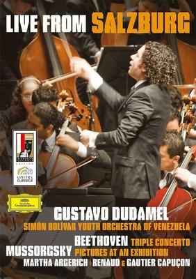 Live From Salzburg [Martha Argerich]