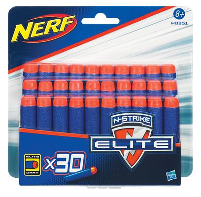 Nerf N-Strike Elite Elite 30'lu Yedek Paket A0351