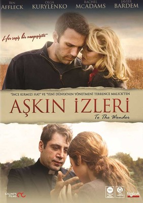 To The Wonder - Askin Izleri