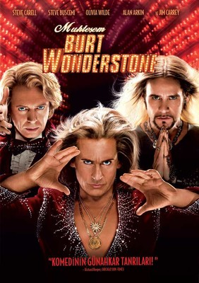 Incredible Burt Wonderstone - Muhteşem Burt Wonderstone