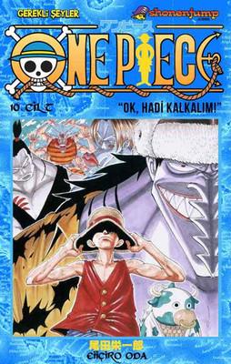 One Piece 10. Cilt Ok, Hadi Kalkalım