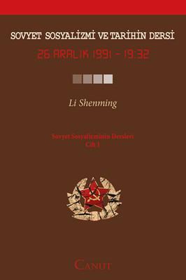 Sovyet Sosyalizmi ve Tarihin Dersi: 26 Aralık 1991 - 19:32
