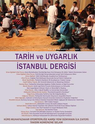 Tarih ve Uygarlık - İstanbul Dergisi Sayı: 3