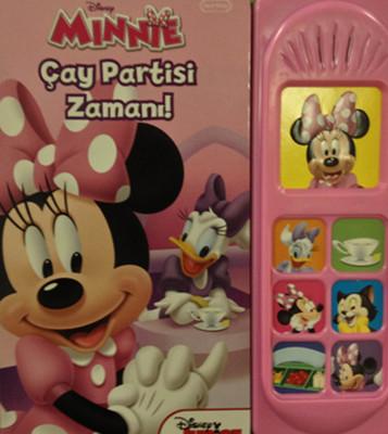 Disney Minnie Çay Partisi Zamanı