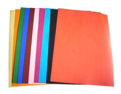 Umur El Isi Kagidi - Dosyali 10 Renk