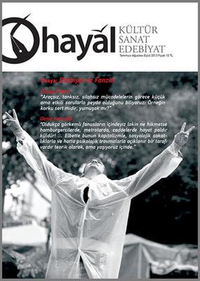 Hayal Kültür Sanat Edebiyat Dergisi (Temmuz-Ağustos-Eylül 2013) 46