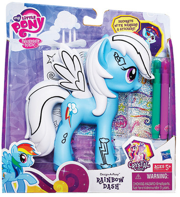 My Little Pony Klasik Seri Dekopony A1385