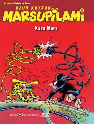 Uzun Kuyruk Marsupilami 4 - Kara Mars