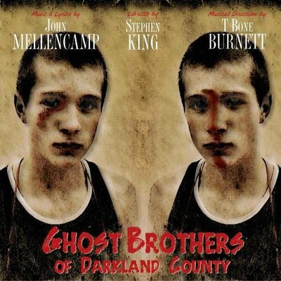 Ghost Brothers Of Darkland County [Libretto By Stephen King][Enhanced Cd Digipack, 40 Page Booklet]