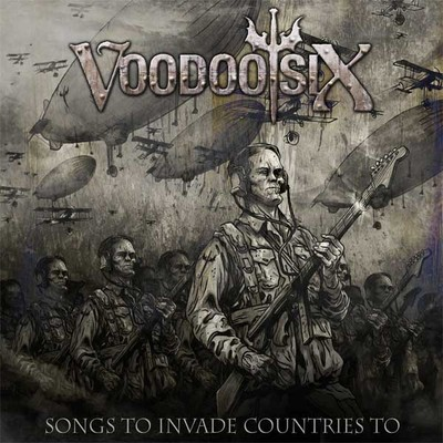Songs To Invade Countries To [Digipack Limited Edition Bonus Track]