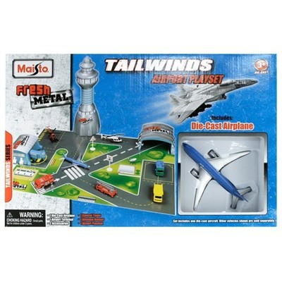 Maisto Tailwinds Airport Playset May/11010