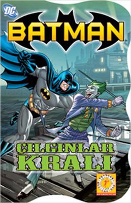 Batman - Çılgınlar Kralı