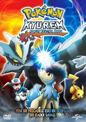 Pokemon Kyurem vs The Sword Of Justice - Pokemon Kyurem Adalet Kilicina Karsi