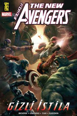 The New Avengers 9.Cilt-Gizli İstila