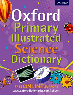 Oxford Primary Illustrated Science Dictionary (Paperback)