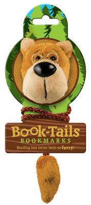 IF 96801 Book Tails Bookmarks Bear/Kitap Ayraci