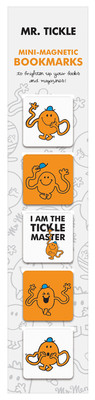 IF 30908 Mr.Men and Little Miss - Mr Tickle/Kitap Ayraci