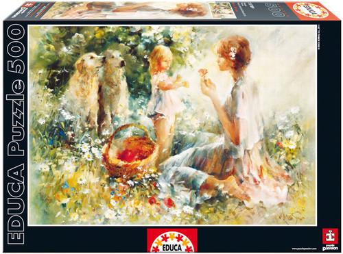 Educa Puzzle Piknik  500'Lük  15789