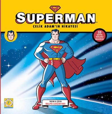 Superman Çelik Adam'ın Hikayesi