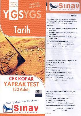 Ygs Tarih Yaprak Test (32 Test)