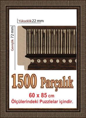 Polistiren Çerçeve (85 X 60 Cm) 4967 1500 Parça