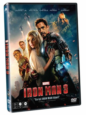 Iron Man 3 - Demir Adam 3 (SERI 3)