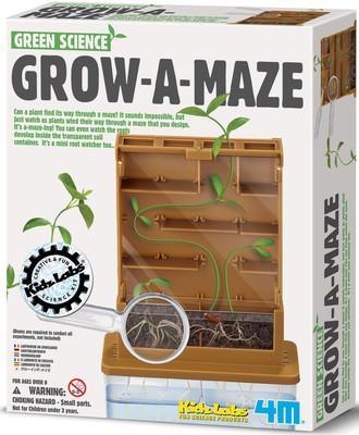 4M Green Science / Grow A Maze / Bitki Labirenti 3352