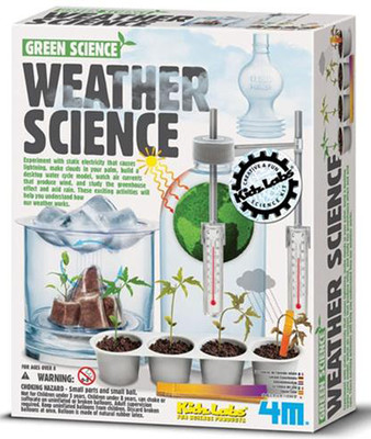 4M Green Science / Weather Science 3402
