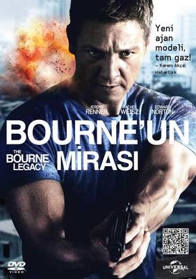 The Bourne Legacy - Bourne'un Mirasi (SERI 4)