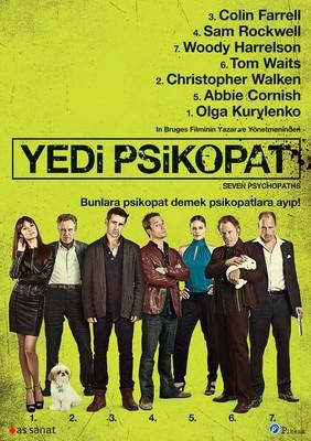 Seven Psychopaths - Yedi Psikopat