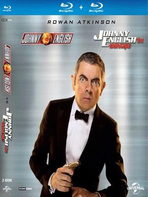 Johhny English - Johnny English'in Dönüsü BD Set