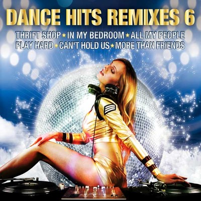 Dance Hits Remixes 6 SERI