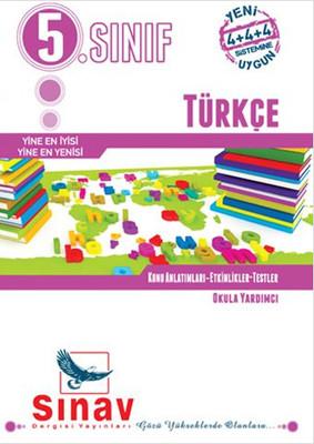 5. Sınıf Türkçe Konu Anlatımları - Etkinlikler - Testler