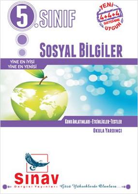 5. Sınıf Sosyal Bilgiler Konu Anlatımları - Etkinlikler - Testler
