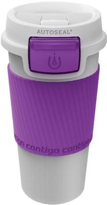Contigo Autoseal Morgan Plastic Tumbler 360 Ml Morgan Beyaz/Leylak 1000-0145