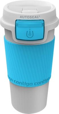 Contigo Autoseal Morgan Plastic Tumbler 360 Ml Morgan Beyaz/Okyanus Mavisi 1000-0146