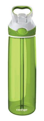 Contigo Autospout Addison Water Bottles Bpa Free 750Ml Addison Limon Yesili/Beyaz 1000-0199