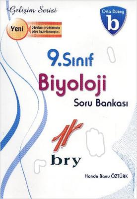 Birey 9. Sınıf Biyoloji B Serisi Soru Bankası (Orta Düzey)