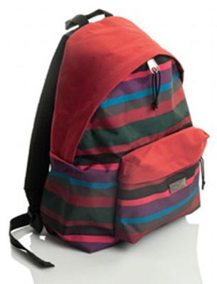 Faber-Castell Basic Çanta Style, Örgü Desen Bordo - 5177190120