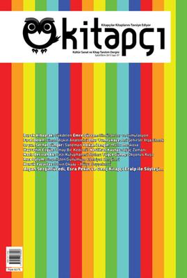 Kitapçı - Kültür Sanat ve Kitap Tanıtım Dergisi (Eylül - Ekim 2013) Sayı:7