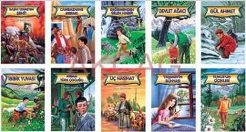 Çocuk Hikayeleri Dizisi(10 Kitap Takım)