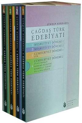 Çağdaş Türk Edebiyatı (4 Cilt Takım)